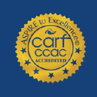 CARF CCAC Accredited